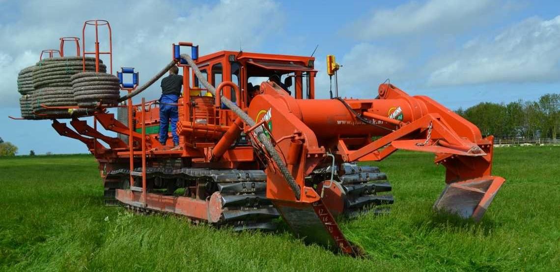 Drainage Plows Mastenbroek Limited