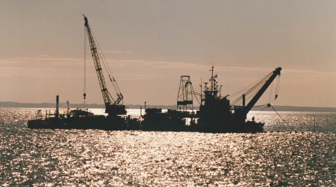 Offshore trenching